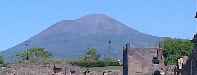 Mount Vesuvius Volcano is one of Napoli & Positano.