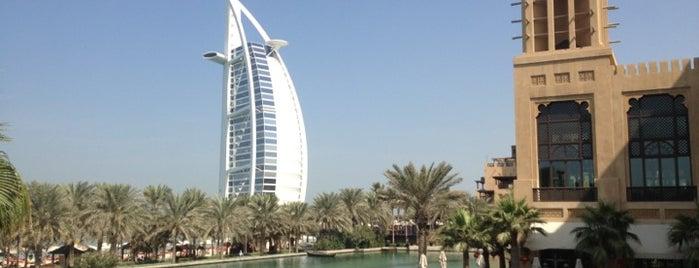 Al Salaam Port is one of Jumeirah Hotels & Resorts Worldwide.