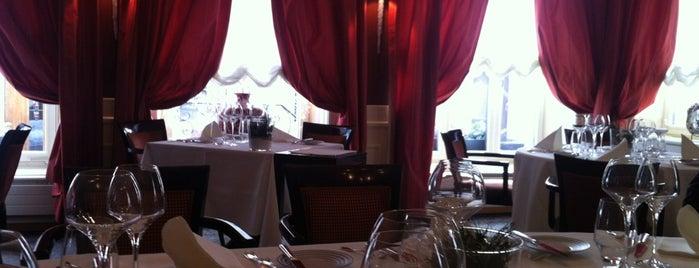 Restaurant Wenger is one of Haute Cuisine Internat.