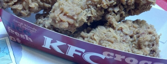 KFC is one of Posti salvati di Shana.