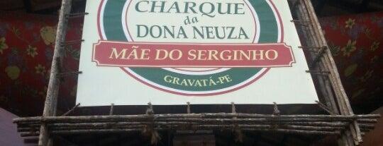 Charque da Dona Neuza is one of Restaurantes.