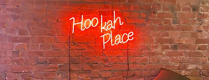 HookahPlace is one of Orte, die Jano gefallen.