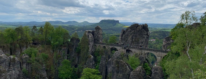 Parc national de la Suisse saxonne is one of Dresden 2020.