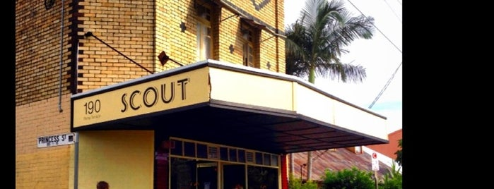 Scout is one of [To-do] Brisbane.