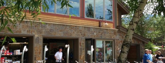 Ski Haus is one of Mayor : понравившиеся места.