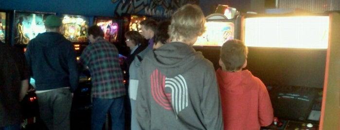strykersarcade is one of Bars/Gastropubs/Arcades.