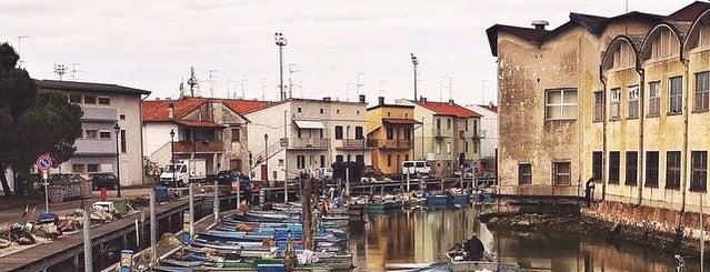 Porto di Marano Lagunare is one of Laguna Grado.