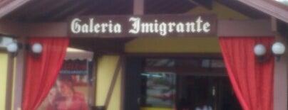 Galeria do Imigrante is one of Laila 님이 좋아한 장소.