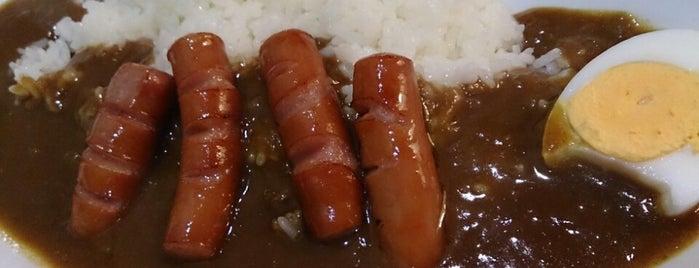 カレーキッチン コロンブス is one of 田町ランチスポット.