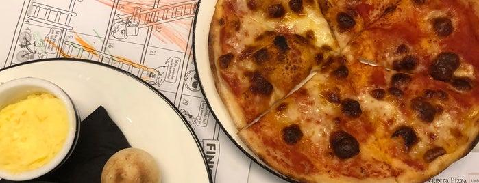 PizzaExpress is one of Gespeicherte Orte von Chuck.
