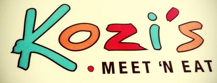 Kozi's - Meet 'n Eat is one of Planner.