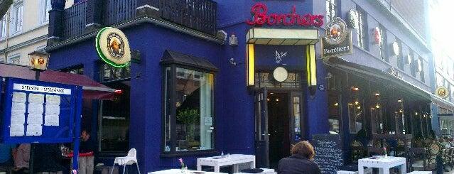 Borchers is one of Ausgehen in Hamburg.