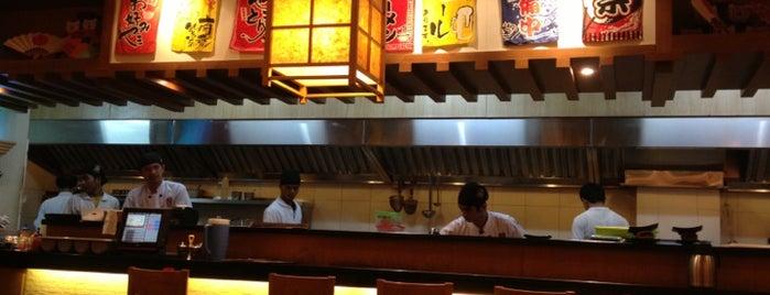 Sen Ju Ramen is one of Jkt resto.