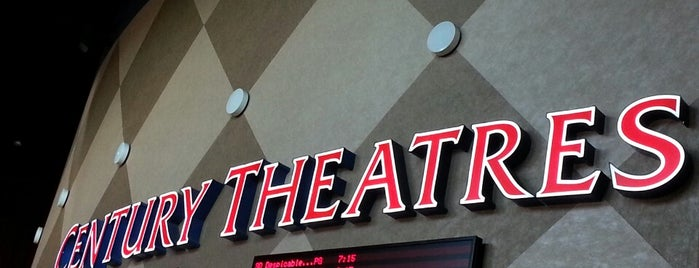 Century Theatre is one of ABQ Spots.