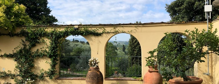 Villa Agape is one of Florence See.
