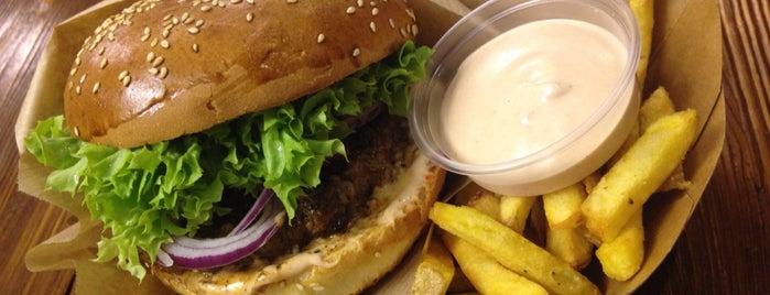 Regal Burger is one of Bratislava.