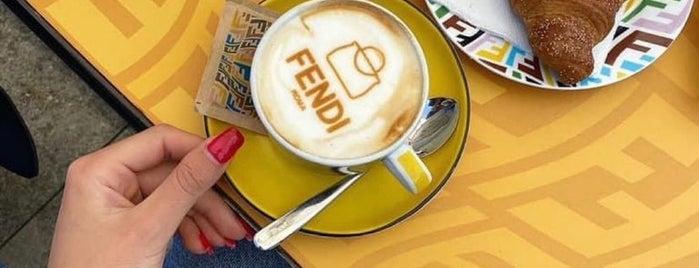 Fendi Caffe is one of Miami.