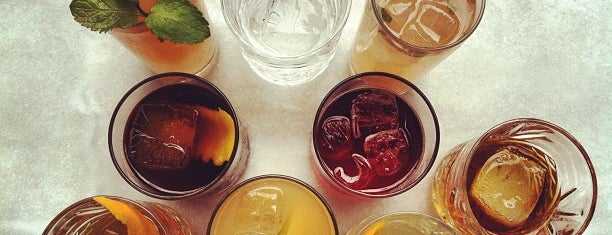 Highlands is one of Foodie Drinks in New York.