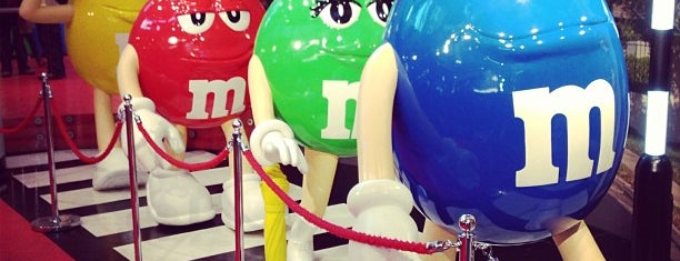 M&M's World is one of London calling.