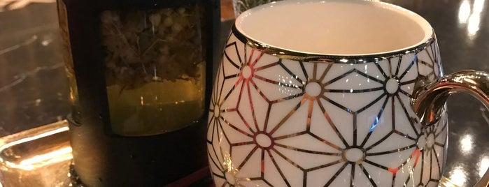 Shisha is one of Konya'da Café ve Yemek Keyfi.