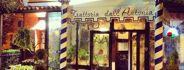 Trattoria dall'Antonia - Porto Menai is one of Restaurant.