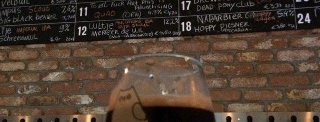 Drink & eat in Haarlem