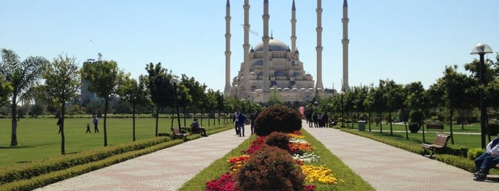 Merkez Park is one of Adana.