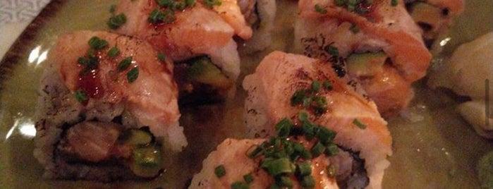 GAKU Sushi - Izakaya is one of Akapnos.gr.