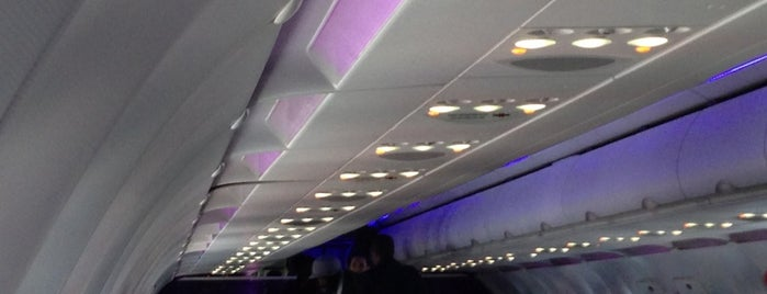 Virgin America Flight 908 is one of @Vegaswinechick's Liked Places.