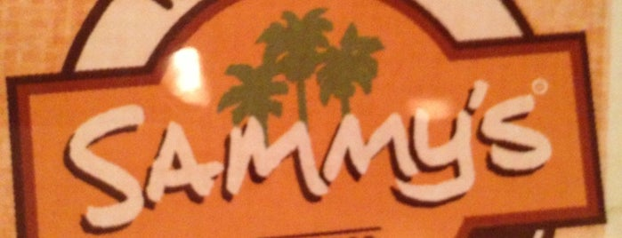 Sammy's Woodfired Pizza & Grill is one of Vegan dining in Las Vegas.