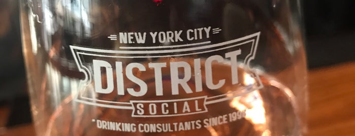District Social is one of Lugares favoritos de Gennady.