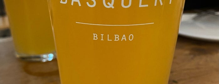 Basquery is one of Bilbao.