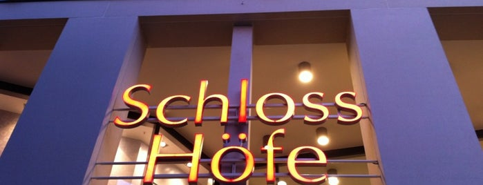 Schlosshöfe is one of Ante 님이 좋아한 장소.