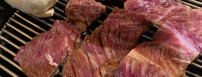 Samwon Garden BBQ is one of Siobhán'ın Kaydettiği Mekanlar.