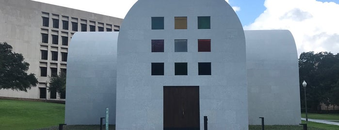 Ellsworth Kelly's Austin is one of Austin 2018 Itinerary.