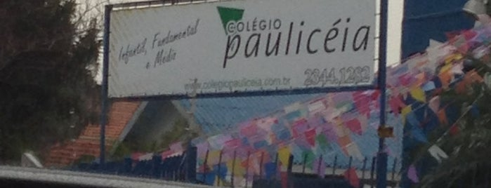 Colégio Paulicéia is one of Joao : понравившиеся места.