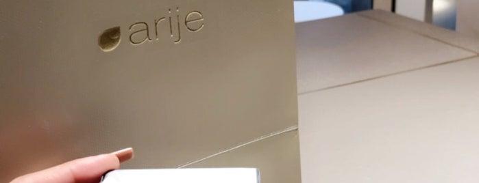 Arije is one of London.