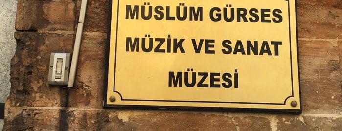 Müslüm Gürses Müzik ve Sanat Müzesi is one of ✔ Türkiye - Şanlıurfa.