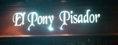 El Pony Pisador is one of Posibles en Uruguay.