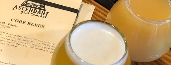 Ascendant Beer Company is one of Kenan 님이 좋아한 장소.