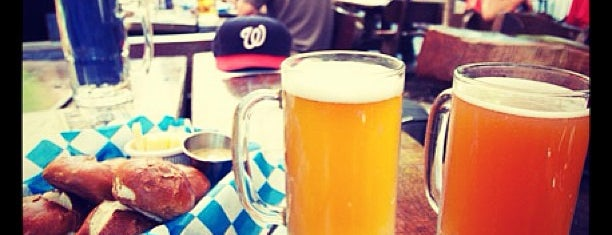 Biergarten Haus is one of D.C. City Guide.