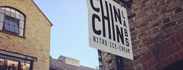 Chin Chin Laboratories is one of Pleasure Spots in the UK.