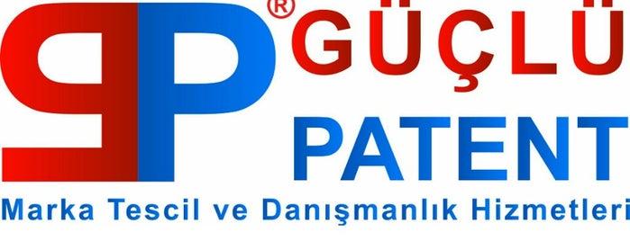 Güçlü Patent Marka Tescil Ve Danışmanlık Hizmetleri is one of Gidilecek Güzel Yerler!!!.