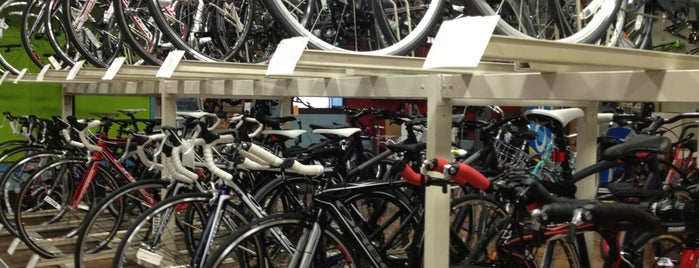 Dallas Bike Works is one of Cycling.