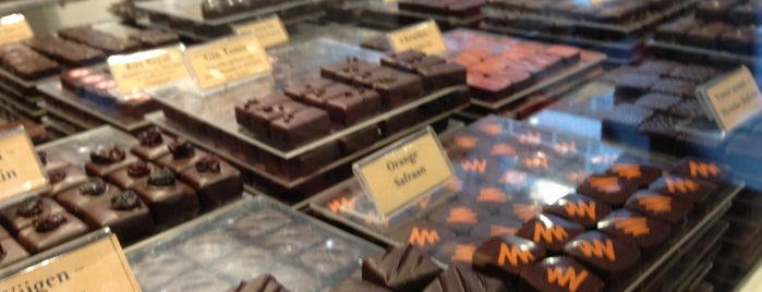 Chocolatier M is one of Gault&Millau Chocolatiers Vlaanderen & Brussel.