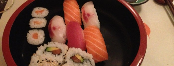 Konoka is one of Sushi Milano.