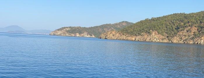 Küçük Kargı Koyu is one of Fethiye koylar&beachler 🧜🏼♀️.