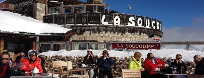 La Soucoupe is one of Katerina's Saved Places.
