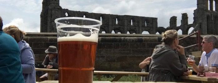 Whitby Brewery is one of Gregさんのお気に入りスポット.
