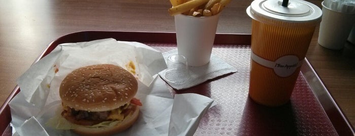 Burger Urway is one of Закрывшиеся бургерные в Москве и Петербурге.
